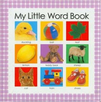 Board book Playtime Learning: My Little Word: special Book