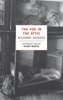 The Fox in the Attic 0451022815 Book Cover