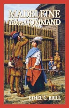 Paperback Madeleine Takes Command Book
