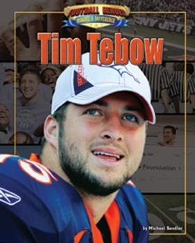 Tim Tebow 1617726079 Book Cover