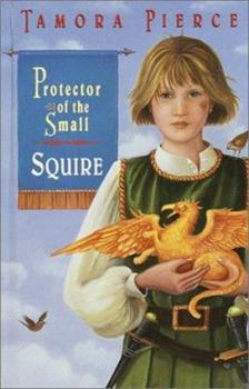 Hardcover Squire (Protector of the Small, No. 3) Book