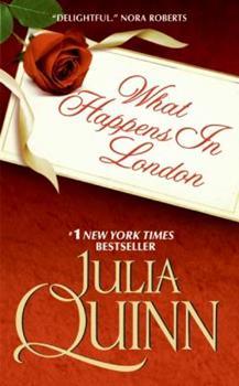 What Happens in London - Book #2 of the Bevelstoke