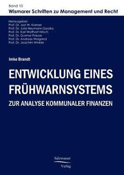 Paperback Entwicklung Eines Fr?hwarnsystems Zur Analyse Kommunaler Finanzen [German] Book