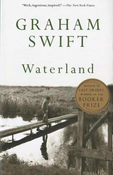 Waterland 0679739793 Book Cover