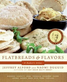 Flatbreads & Flavors 0688114113 Book Cover