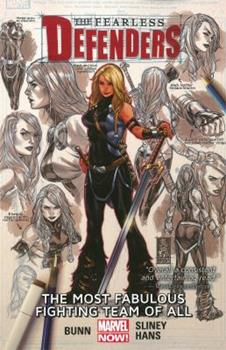 Fearless Defenders Vol. 2: The Most Fabulous Fighting Team Of All - Book #2 of the Fearless Defenders Collected Editions