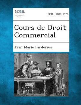Paperback Cours de Droit Commercial Book