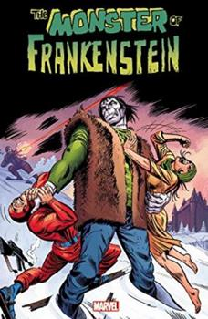 The Monster of Frankenstein - Book  of the Marvel Team-Up 1972