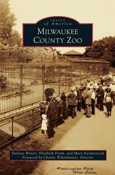 Hardcover Milwaukee County Zoo Book