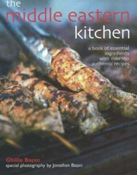 The Middle Eastern Kitchen (Hippocrene Cookbook Library) 078181023X Book Cover