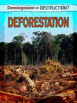 Library Binding Deforestation Book
