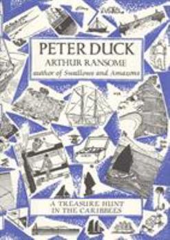 Hardcover Peter Duck Book