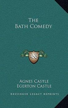 Hardcover The Bath Comedy Book