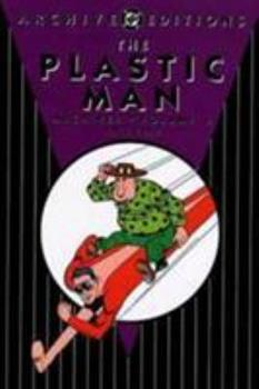 The Plastic Man Archives, Vol. 6 - Book  of the DC Archive Editions