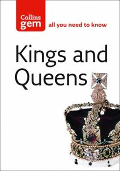 Paperback Kings and Queens (Collins Gem) Book
