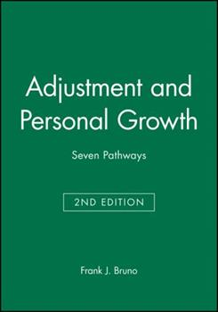 Hardcover Adjustment and Personal Growth : Seven Pathways Book