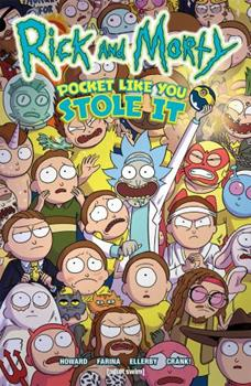 Rick and Morty: Pocket Like You Stole It - Book  of the Rick and Morty Collected Editions