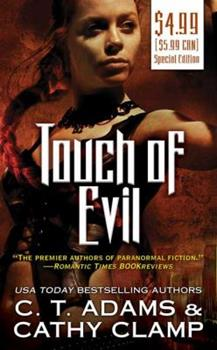 Touch of Evil 0765354004 Book Cover