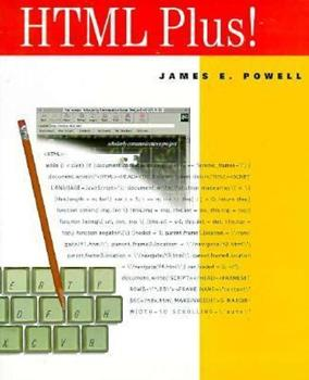 Html Plus! 0534516262 Book Cover