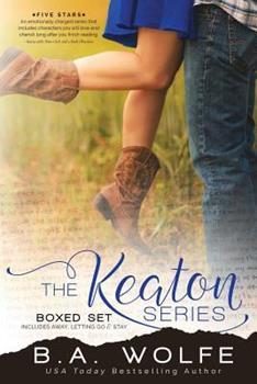 The Keaton Series Boxed Set - Book  of the Keaton