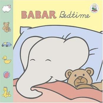 Board book Babar Bedtime Book