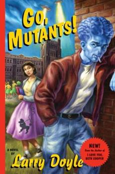 Go, Mutants! 0061686557 Book Cover