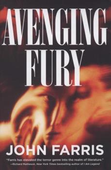 Avenging Fury (Fury and the Terror) - Book #4 of the Fury