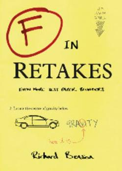 F in Retakes: Even More Test Paper Blunders 184953313X Book Cover