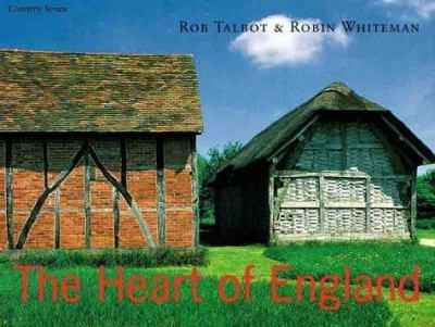 The Country Series: Heart of England 1841880787 Book Cover