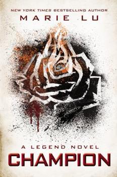 Paperback Champion : A Legend Novel Book