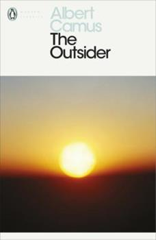 Paperback The Outsider Book