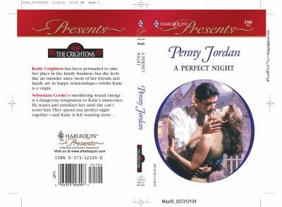 A Perfect Night - Book #8 of the Perfect Crightons