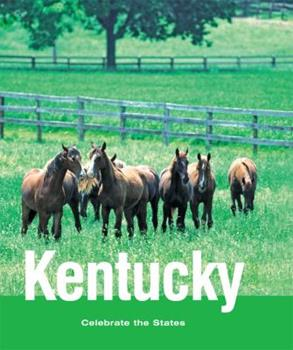 Kentucky - Book  of the Celebrate the States