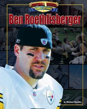 Ben Roethlisberger 1597167703 Book Cover