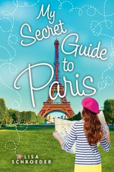 Hardcover My Secret Guide to Paris Book