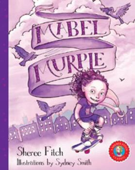 Mabel Murple 0385256345 Book Cover