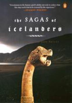 The Sagas of Icelanders 0670889903 Book Cover