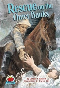 Rescue on the Outer Banks - Book  of the On My Own History