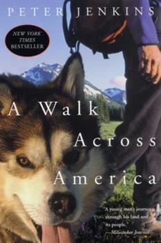 Paperback A Walk Across America Book