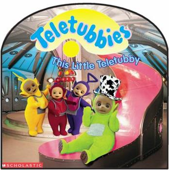 This Little Teletubby - Book  of the Teletubbies