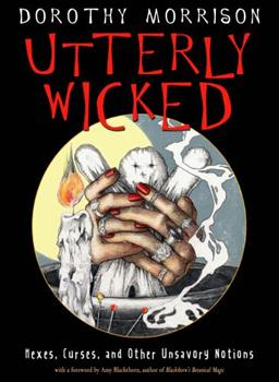 Utterly Wicked: Hexes, Curses, and Other Unsavory Notions 1578636965 Book Cover
