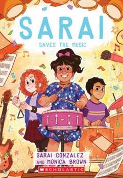 Paperback Sarai Saves the Music (Sarai #3), 3 Book