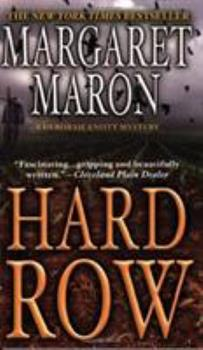 Hard Row 0446618071 Book Cover