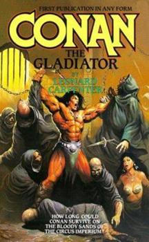 Conan The Gladiator - Book  of the Conan the Barbarian