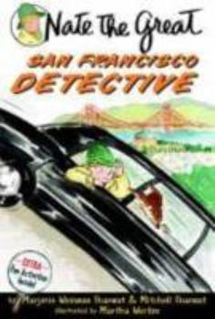 Nate the Great San Francisco Detective 038532605X Book Cover