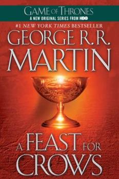 Paperback A Feast for Crows: A Song of Ice and Fire: Book Four Book