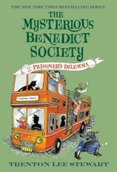 Paperback The Mysterious Benedict Society and the Prisoner's Dilemma Book