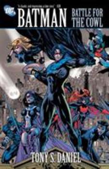 Batman: Battle for the Cowl - Book #181 of the Modern Batman