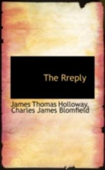 Paperback The Rreply Book