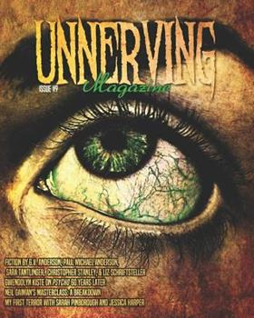Paperback Unnerving Magazine: Issue #9 Book